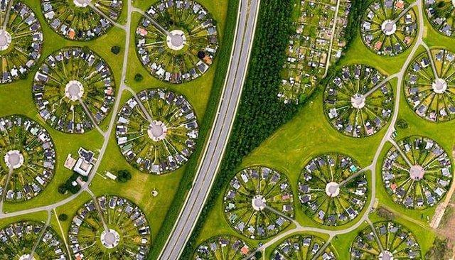 Унікальне місто-сад, побудований біля Копенгагена - фото 363857