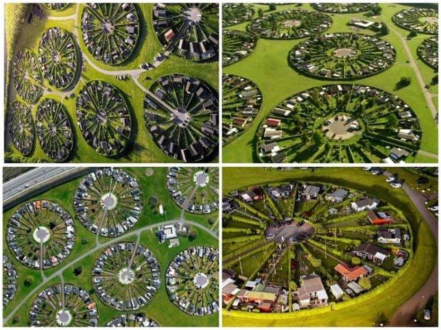 Унікальне місто-сад, побудований біля Копенгагена - фото 363861