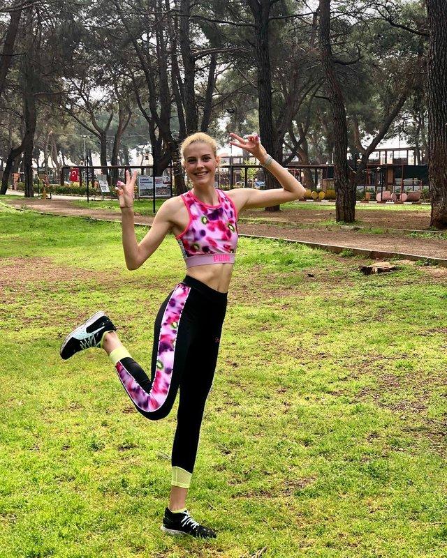 Дівчина тижня: українка Ярослава Магучіх, яка стала найкращою юною спортсменкою Європи - фото 364153