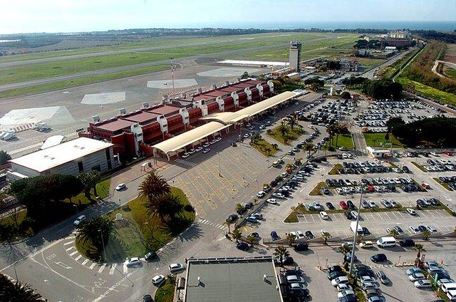Аеропорт Ламеція-Терме (Італія) - фото 364632