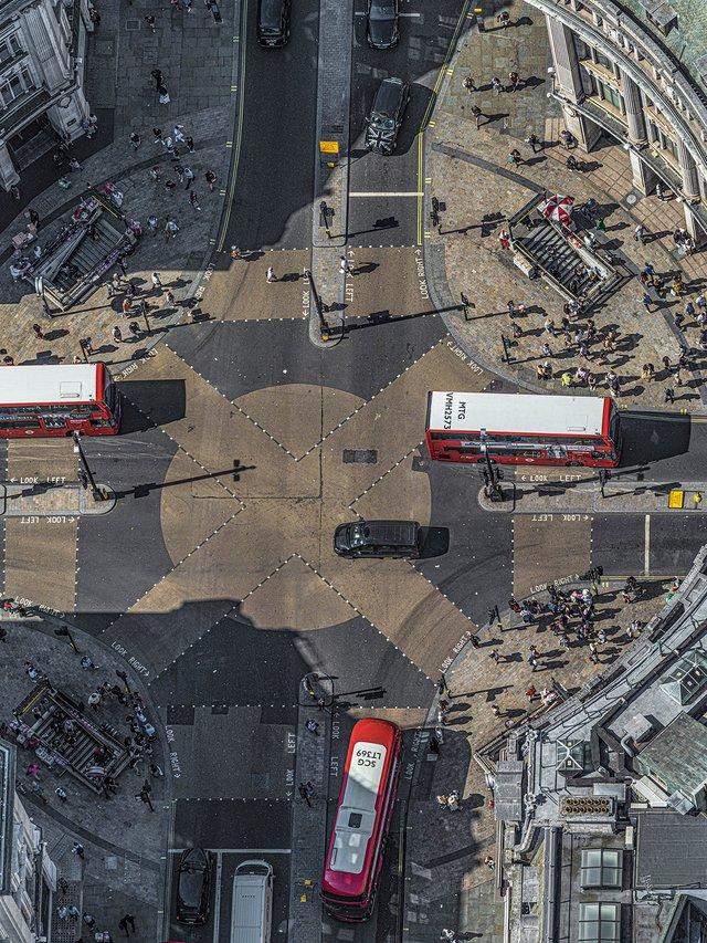 Фотограф показав Лондон, який ніколи не бачать туристи - фото 364997