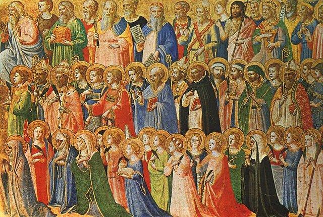 All Saints' Day - фото 365055