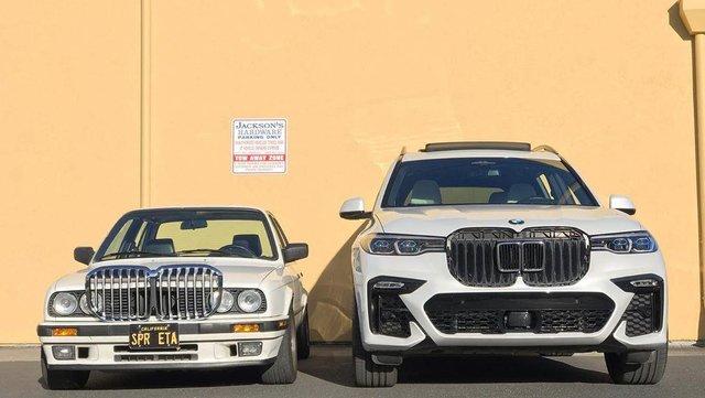 Компанія BMW потролила Mercedes-Benz: кумедне фото - фото 365284