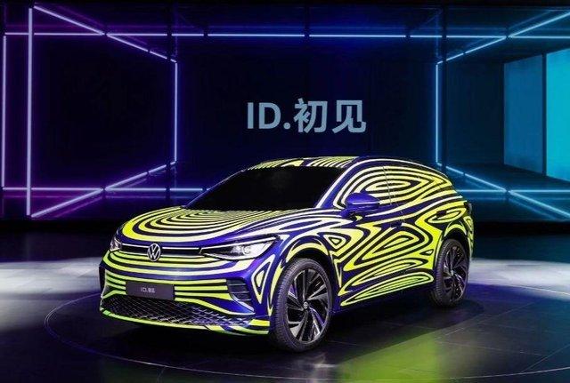 Volkswagen показав, яким буде його серійний електрокросовер - фото 365308