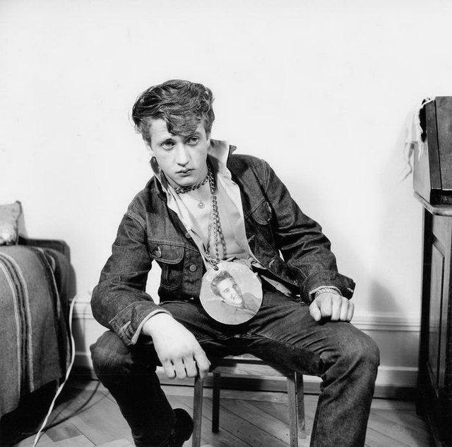 Бунтівна молодь 50-х у рідкісних знімках - фото 365316