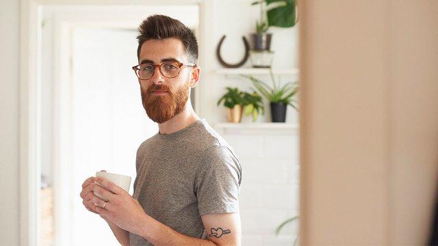 Зловживання чаєм має негативний вплив на здоров'я чоловіків - фото 365333