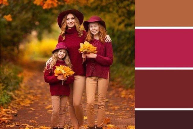 Пози для осінньої фотосесії: ідеї, як зробити гарне фото для Instagram - фото 365463