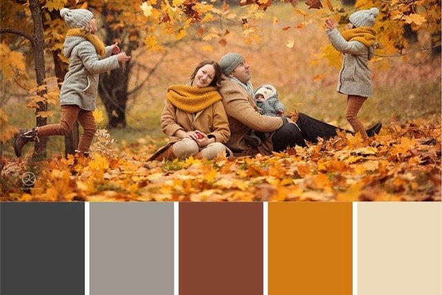 Пози для осінньої фотосесії: ідеї, як зробити гарне фото для Instagram - фото 365501