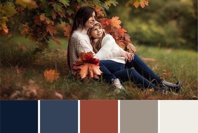Пози для осінньої фотосесії: ідеї, як зробити гарне фото для Instagram - фото 365504