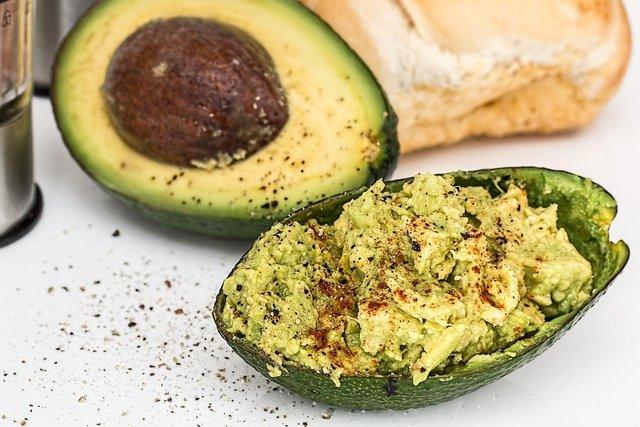 Запечений авокадо  - фото 365625