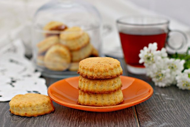 Сирне печиво  - фото 365650