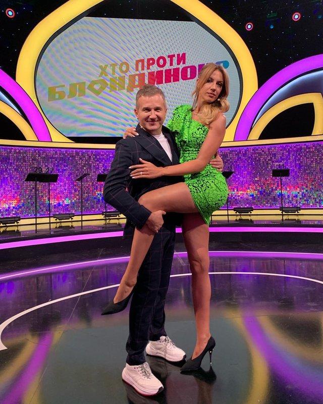 Юрій Горбунов показав, як повеселився з Лесею Нікітюк: яскраві фото - фото 365729