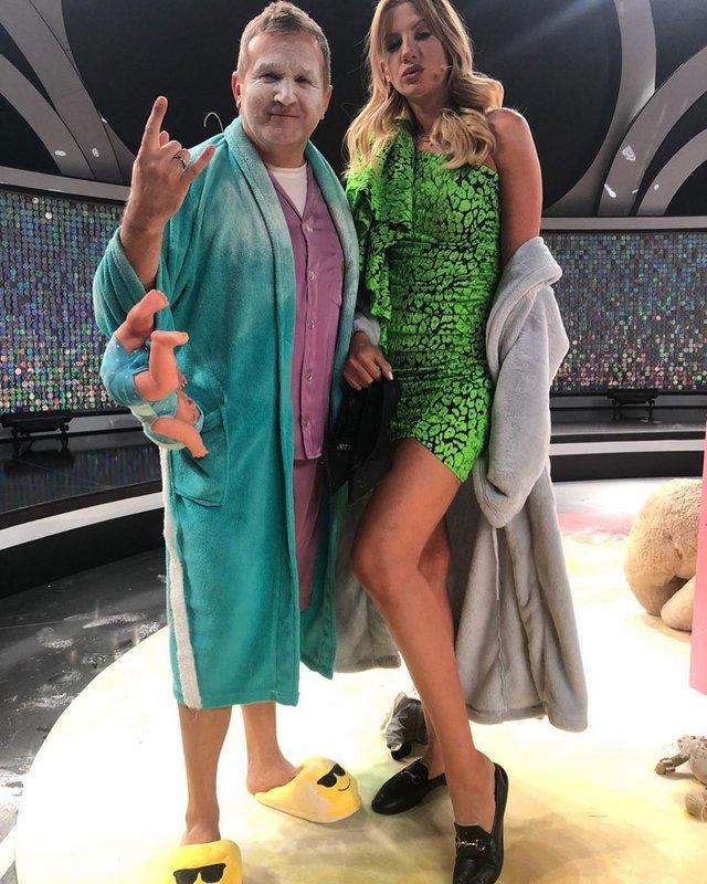 Юрій Горбунов показав, як повеселився з Лесею Нікітюк: яскраві фото - фото 365731