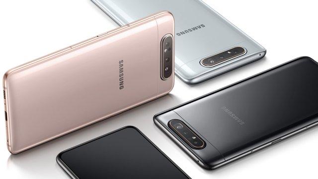 Samsung Galaxy A80 – селфі на всі боки - фото 365809