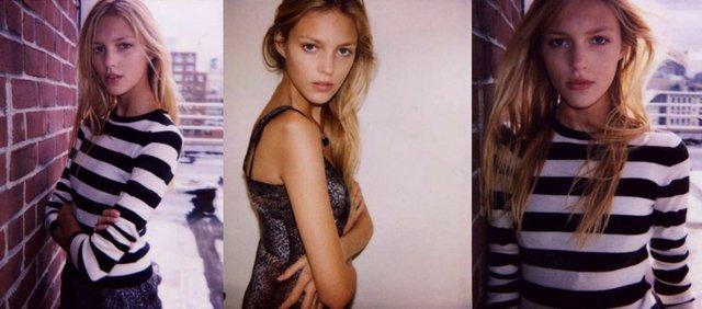 Моделі 90-х: як змінилася польська спокусниця Аня Рубік (18+) - фото 366063