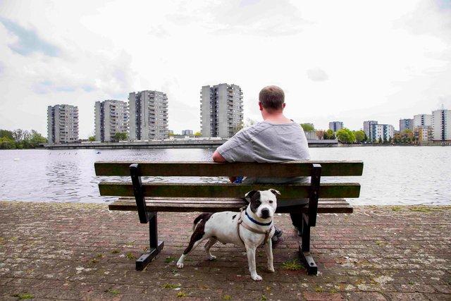 Реальне життя на околицях Лондона: захопливі фото - фото 366194