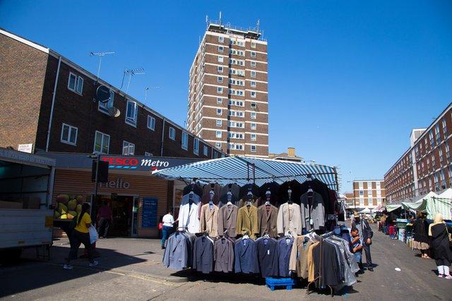 Реальне життя на околицях Лондона: захопливі фото - фото 366197