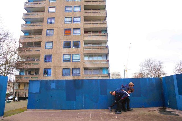 Реальне життя на околицях Лондона: захопливі фото - фото 366201