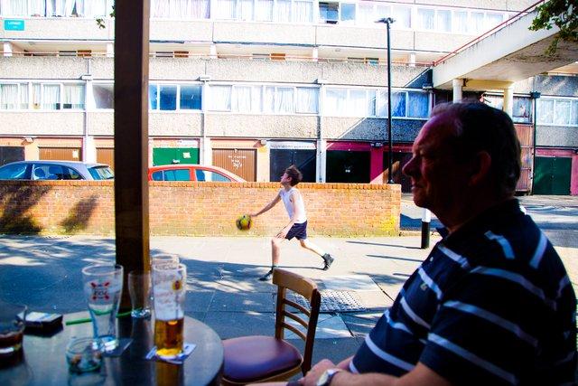 Реальне життя на околицях Лондона: захопливі фото - фото 366204