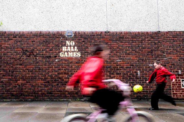 Реальне життя на околицях Лондона: захопливі фото - фото 366207