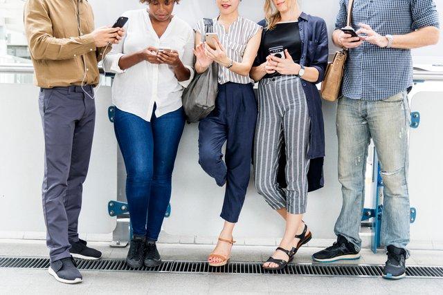 Скільки людей у світі користуються інтернетом - фото 366352