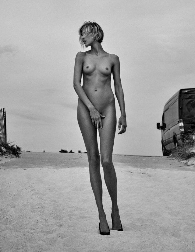 Моделі 90-х: як змінилася польська спокусниця Аня Рубік (18+) - фото 366475