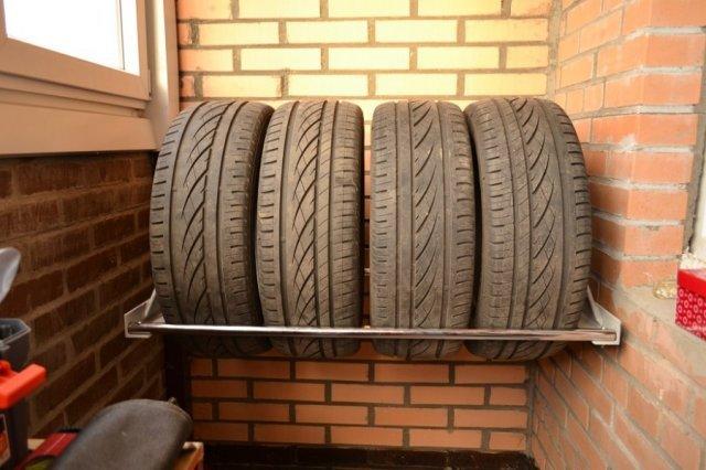 Поради для водіїв: як правильно зберігати шини та диски - фото 366572