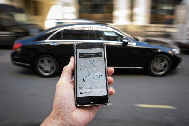 Стало відомо, скільки заробляє водій Uber в Україні - фото 366592