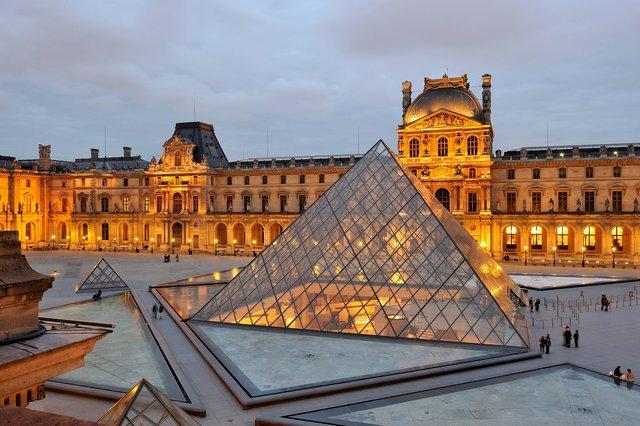 Лувр  - фото 366632