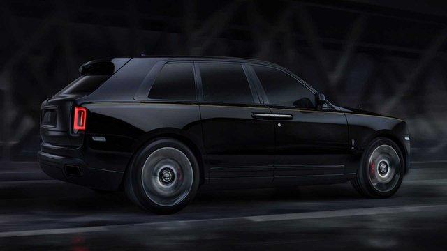 Rolls-Royce випустив розкішну версію кросовера для багатіїв - фото 366767