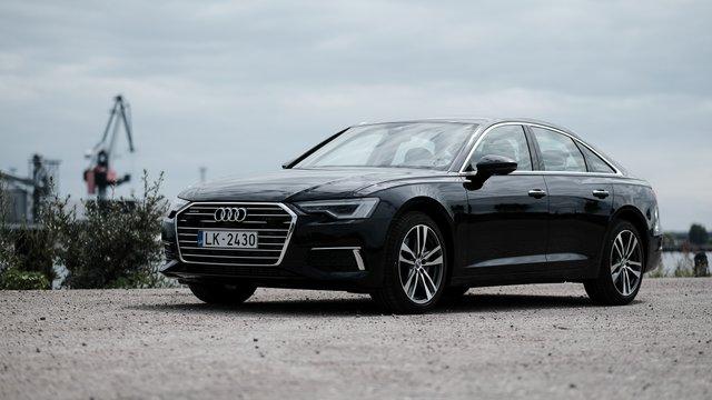 Audi A6  - фото 366817