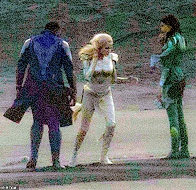 З'явилися перші фото Анджеліни Джолі з нового фільму Marvel - фото 366826