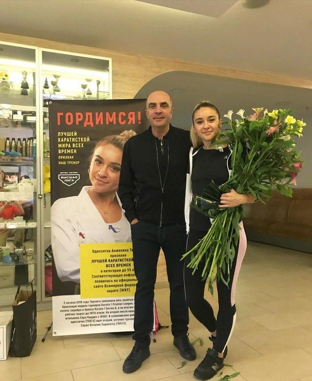 Українка Анжеліка Терлюга стала найкращою каратисткою світу: ефектні фото красуні - фото 366853