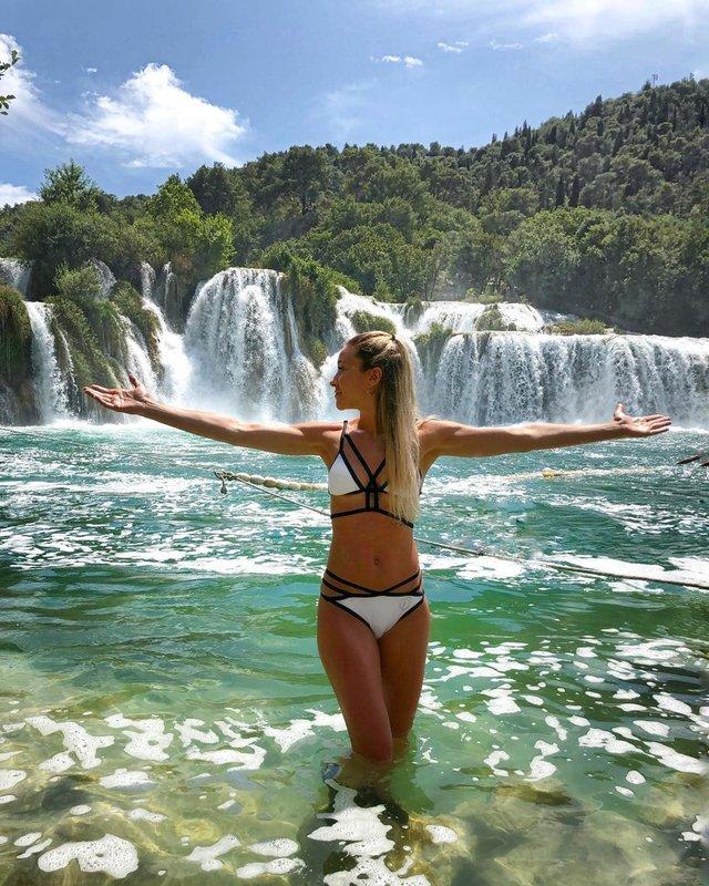 Українка Анжеліка Терлюга стала найкращою каратисткою світу: ефектні фото красуні - фото 366886