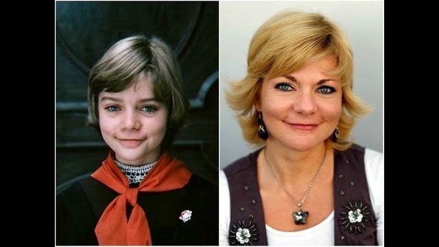 Гостя з майбутнього: як змінилися актори фільму нашого дитинства - фото 366888