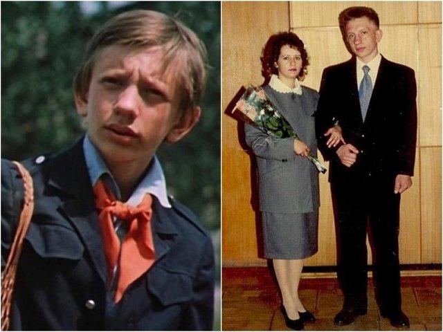 Гостя з майбутнього: як змінилися актори фільму нашого дитинства - фото 366892