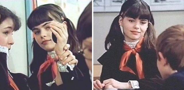 Гостя з майбутнього: як змінилися актори фільму нашого дитинства - фото 366898