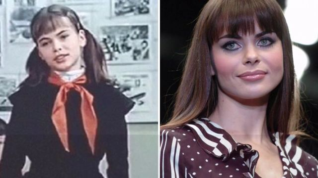 Гостя з майбутнього: як змінилися актори фільму нашого дитинства - фото 366899