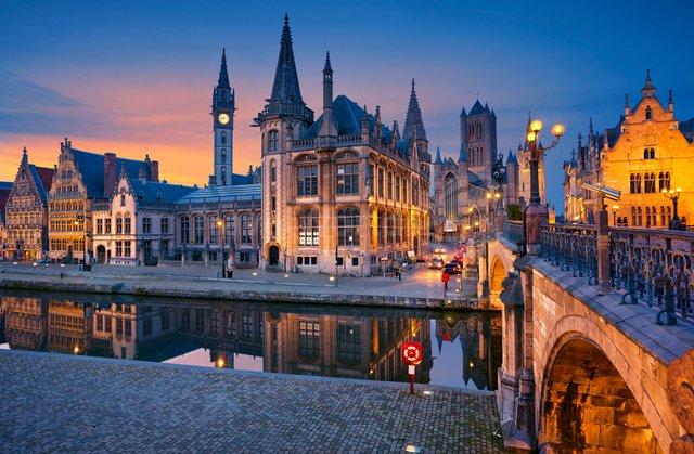 Найщасливішими вважаються мешканці Бельгії - фото 366951