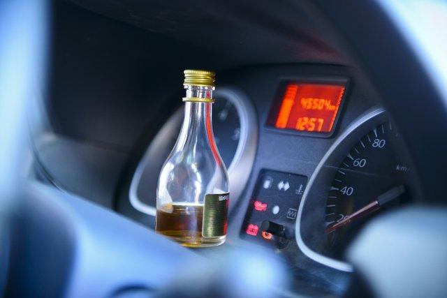 За п'яне водіння планують ввести арешт  - фото 366969