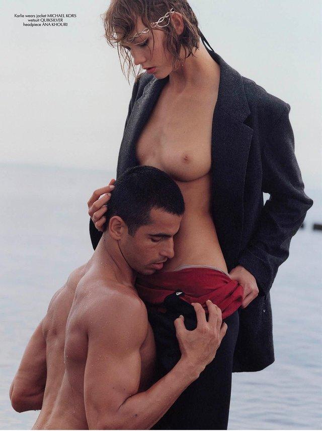 Моделі 90-х: як змінилася ідеальна Карлі Клосс (18+) - фото 367602
