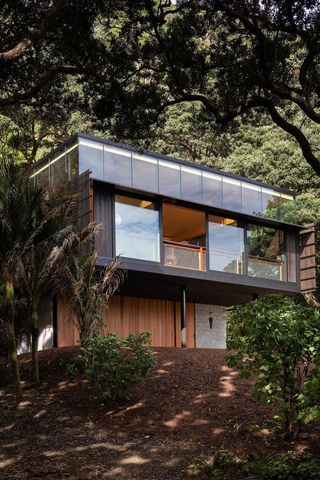 Як виглядає дім мрії інтроверта з видом на океан: яскраві фото - фото 367691