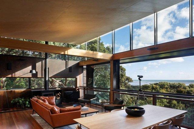 Як виглядає дім мрії інтроверта з видом на океан: яскраві фото - фото 367694