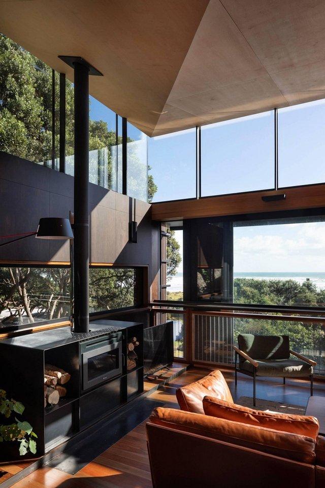 Як виглядає дім мрії інтроверта з видом на океан: яскраві фото - фото 367696
