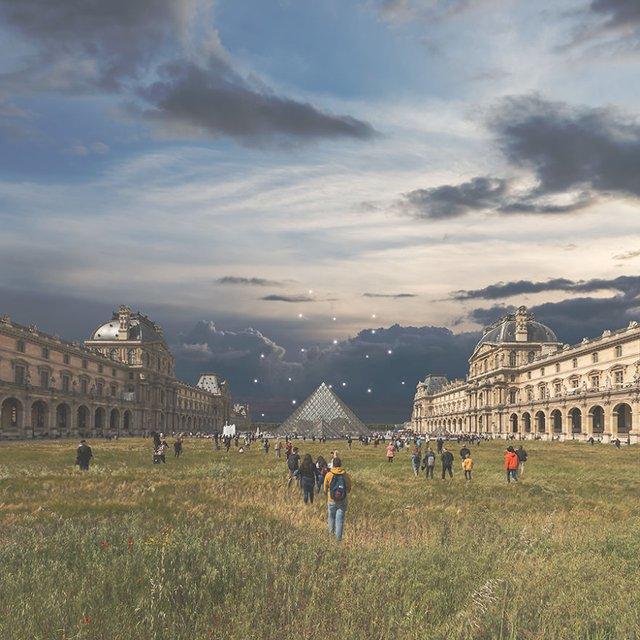 Якби природа поглинула сучасні міста: вражаючі фото - фото 367889