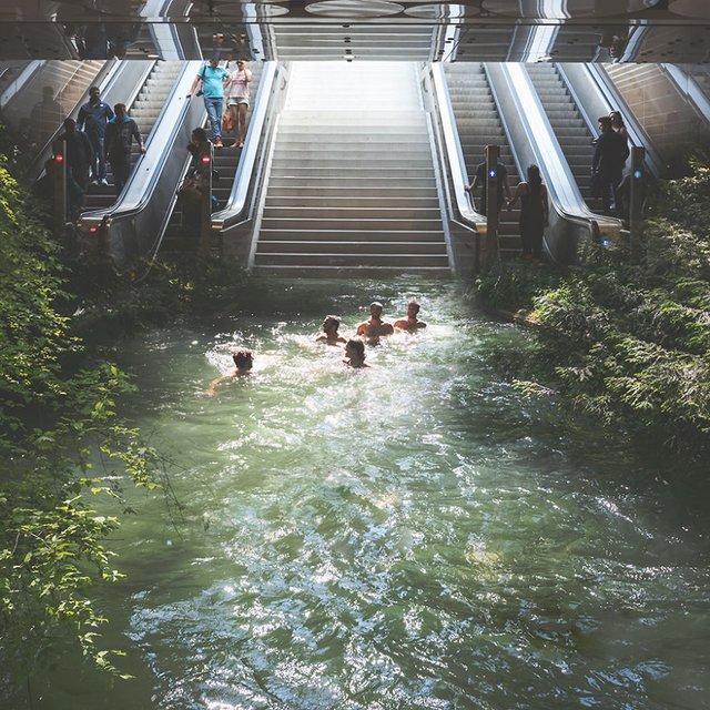 Якби природа поглинула сучасні міста: вражаючі фото - фото 367894