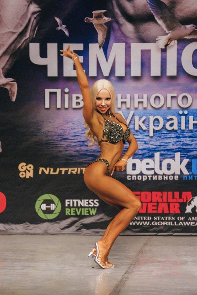 Названо найспортивнішу співачку України: пікантні фото переможниці - фото 367945