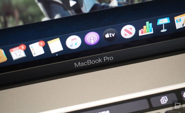 Apple представила MacBook Pro 16: характеристики, ціна та огляд новинки - фото 367960