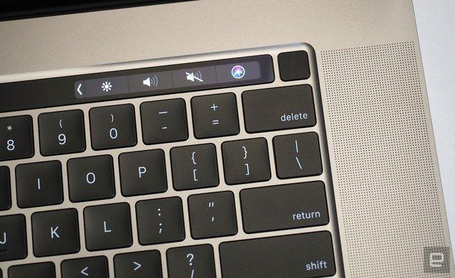 Apple представила MacBook Pro 16: характеристики, ціна та огляд новинки - фото 367961
