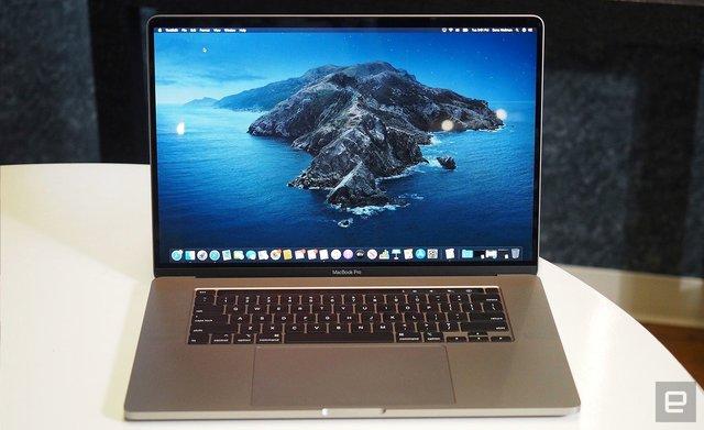 Apple представила MacBook Pro 16: характеристики, ціна та огляд новинки - фото 367962